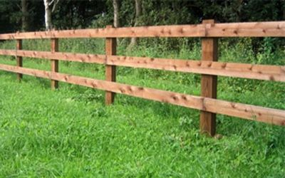 Timber Posts & Rails