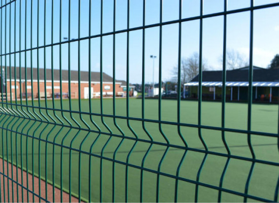 Rigid Mesh Fencing